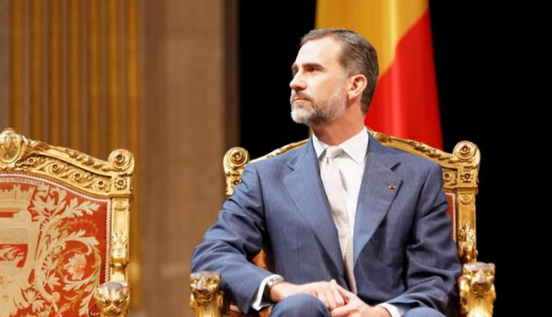 Felipe VI, rei da Espanha
