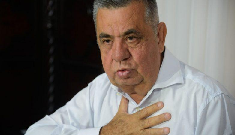 O presidente da Assembleia Legislativa do Rio de Janeiro (Alerj), Jorge Picciani