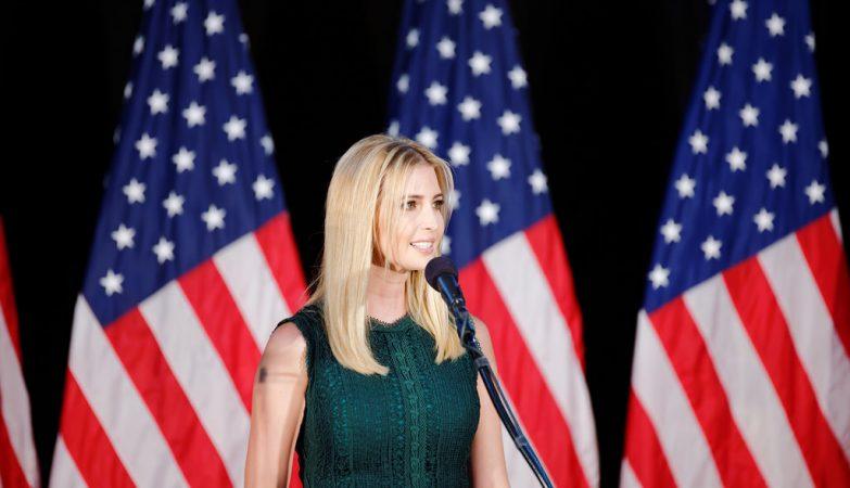 Filha de Donald Trump, Ivanka