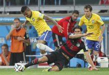 Alemanha e Brasil na Copa do Mundo 2014