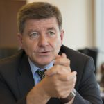 Guy Ryder, presidente da Organização Internacional do Trabalho (OIT)