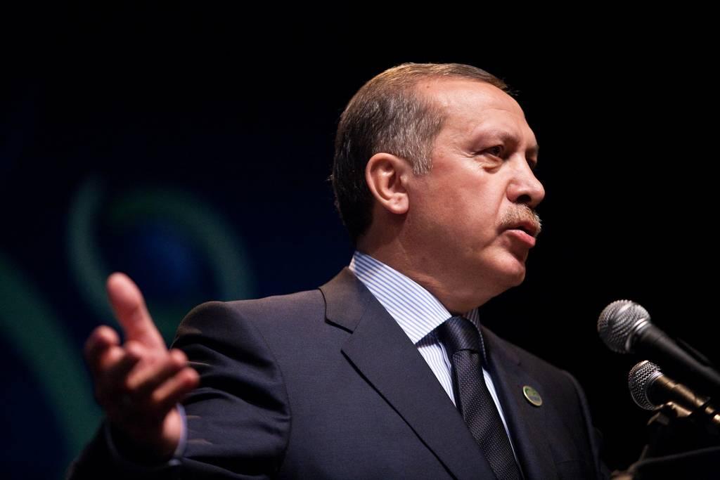Recep Tayyip Erdogan, Presidente da Turquia