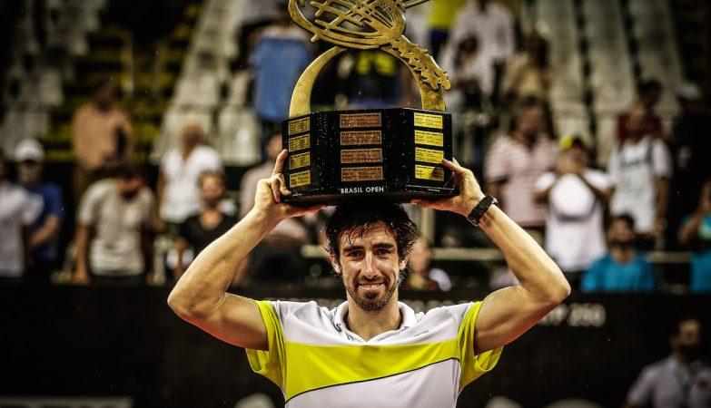 Pablo CUEVAS (URU) vence Brasil Open 2017
