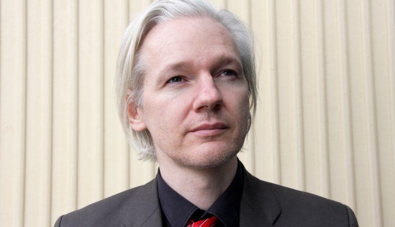 Julian Assange, fundador do WikiLeaks