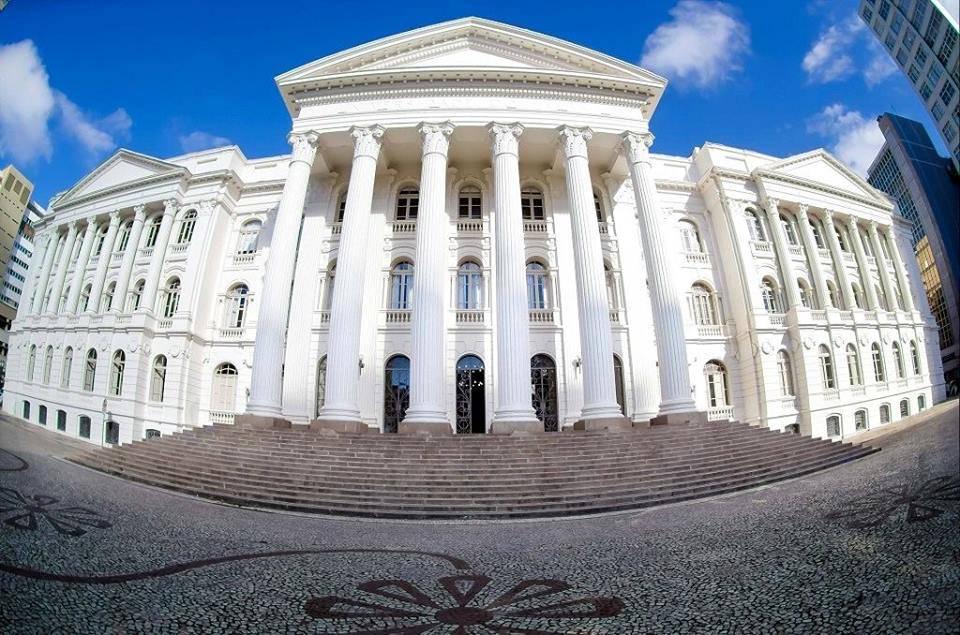 Sede da Universidade Federal do Paraná (UFPR)