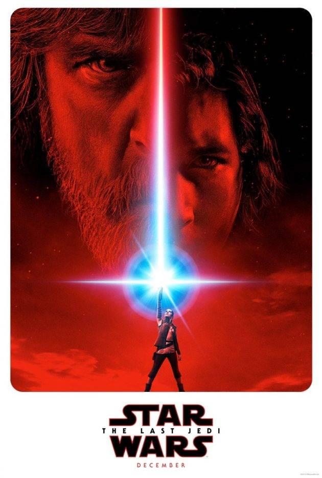 O novo pôster de Star Wars: Os Últimos Jedi é simplesmente lindo
