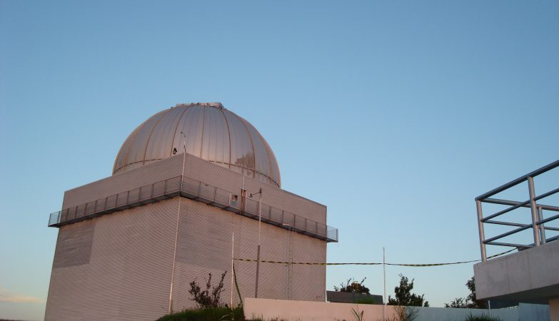 Cúpula do Observatório do Pico dos Dias, LNA, Brazópolis (MG)