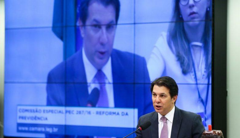 Deputado Arthur Maia fez a leitura do seu relatório na Comissão Especial que analisa a reforma da Previdência na semana passada
