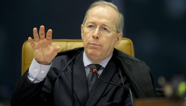 Ministro do STF Celso de Mello