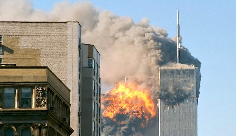Atentado de 11 de Setembro de 2001, World Trade Center