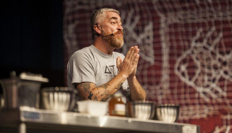 Chef Alex Atala, restaurante D.O.M.