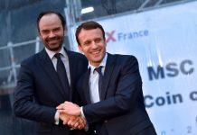 Macron nomeia conservador Édouard Philippe como primeiro-ministro da França