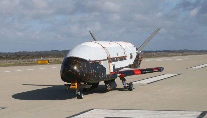 O X-37B Orbital Test Vehicle