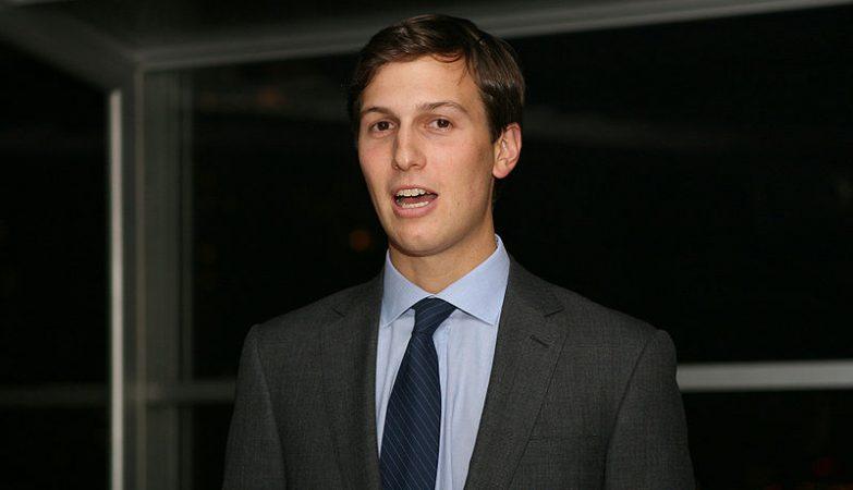 Jared Kushner, marido de Ivanka Trump e conselheiro sênior de Donald Trump na Casa Branca