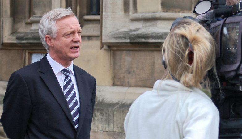 David Davis, o novo ministro britânico encarregado da saída da União Europeia