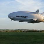"""Airlander 10, o """"bumbum voador gigante"""""""