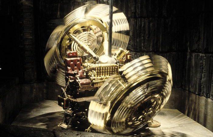 A máquina do tempo de H.G.Wells, versão 2002