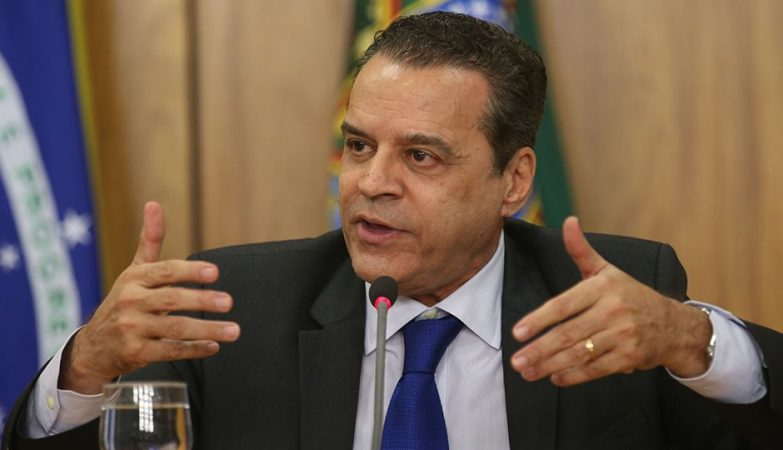 O ex-ministro do Turismo, Henrique Eduardo Alves