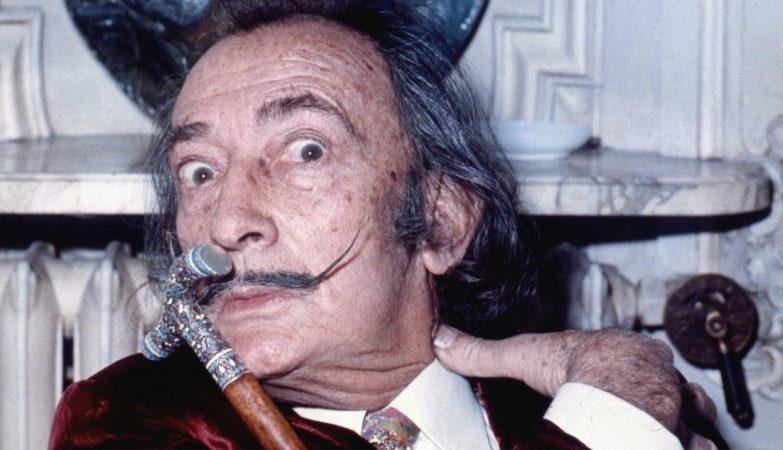 Salvador Dalí, artista catalão