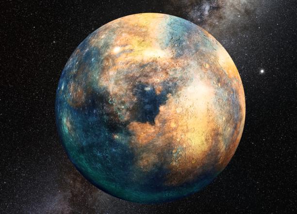 Um objeto de massa planetária, do tamanho de Marte, seria suficiente para produzir as perturbações observadas na distante Cintura de Kuiper.