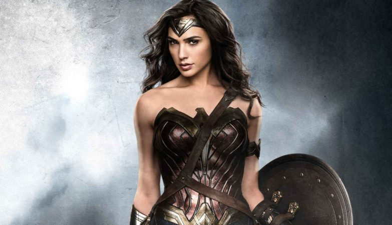 Mulher Maravilha: Gal Gadot, Wonder Woman (2017)