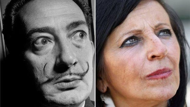 Só me falta um bigode, diz Maria Pilar Abel Martínez
