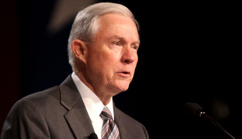 O procurador-geral dos Estados Unidos, Jeff Sessions