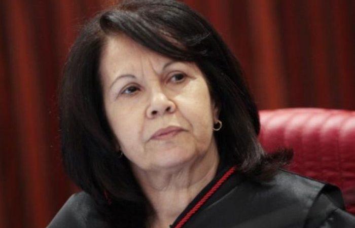 A presidente do STJ, ministra Laurita Vaz