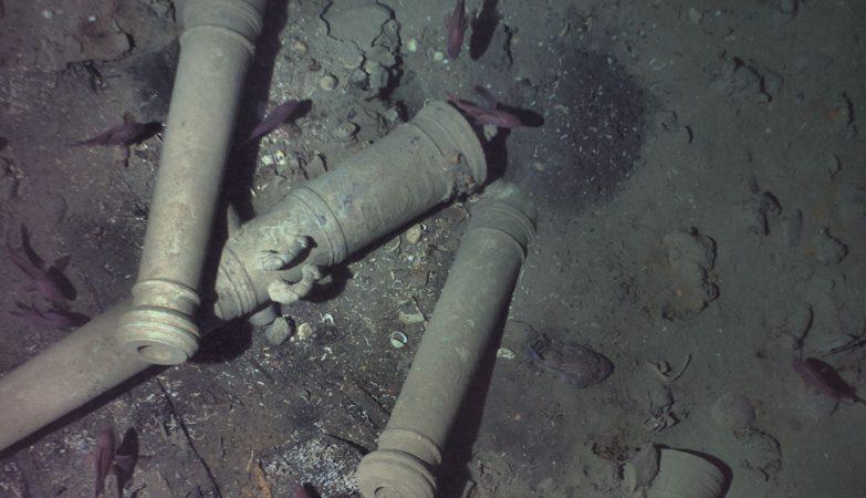 ec1b711042 A mãe de todas as descobertas  identificado galeão naufragado e seu tesouro  de 17 bilhões