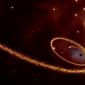 Buraco negro gigante está há mais de 10 anos devorando uma estrela