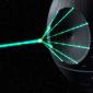 """Australianos criam protótipo de laser tipo """"Estrela da Morte"""" capaz de destruir planetas inteiros"""