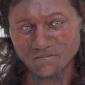 Primeiro britânico era negro e tinha olhos azuis