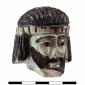 Escultura com 2.800 anos que pode representar rei bíblico é descoberta