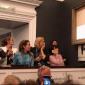 Obra de Banksy se autodestrói depois de vendida por 1,2 milhão de euros