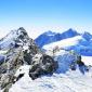 Debaixo do gelo da Antártida estão escondidos restos de antigos continentes perdidos