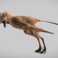 Paleontólogos descobrem dinossauro com asas de morcego