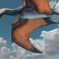 Fóssil de pterossauro nunca antes visto de 100 milhões de anos é descoberto na China