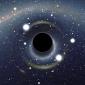 E esse buraco negro cabeludo aí que Einstein não concorda?