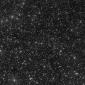 Cada ponto brilhante neste novo mapa cósmico é um buraco negro supermassivo